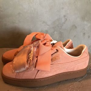 3f43d7dc6f45 Puma Shoes - Puma Basket Heart Corduroy Wn s Sneakers